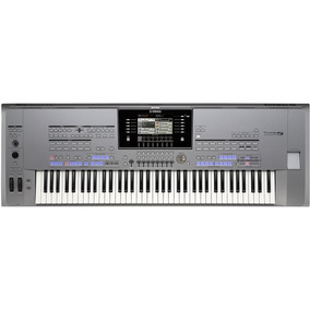 Teclado Yamaha Tyros 5 76 Teclas Na Cheiro De Música Loja !!