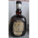 Botella Antigua De Whisky Escocesa Old Parr