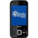 Celular Nokia N85 Preto Com Defeito