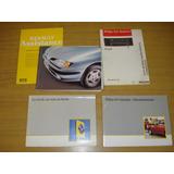 Libro Manual Original 100% Megane 1.6 Y 2.0 1998 (5 Manual)