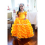 Disfraz Vestido De Princesa Bella De La Bella Y La Bestia