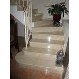 Escalera De Marmol New Beige Parte 1