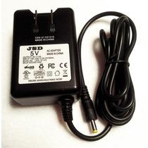 Eliminador De Corriente Ac 5 V 5 A. Conector De 4.0 X 1.7 Mm