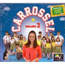 Cd Carrossel - Vol. 2 - Novo***