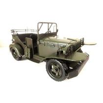 Jeep Militar Exército Vintage - 29 Cm - Dr0113