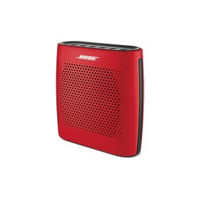 Parlante Bose® Soundlink® Color Bluetooth® Rojo