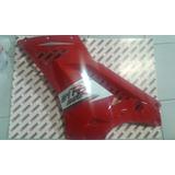 Lateral Izquierdo Rojo Plastico Moto Gilera G1 Rr 250 Cacha