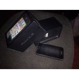 Iphone 3gs 8gb Preto Com Caixa Original , Carregador E Fone
