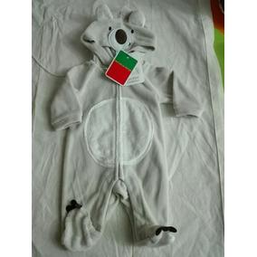 Mameluco Oso 6 Meses Ropa Bebe Niño Niña Pijama Disfraz