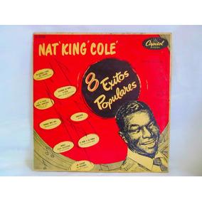 El Arcon Lp Vinilo Nat King Cole 8 Exitos Populares