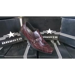 Calçado Masculino Em Couro Kabaya Ref. 900