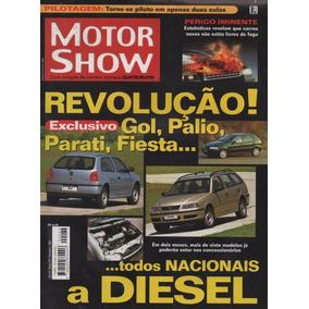 Motor Show Nº224 Diesel Peugeot 307 Alfa 156 Gta Fiat Stilo