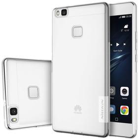 Huawei P9 Lite - Nillkin Funda Nature Tpu Transparente
