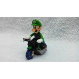 Carrito Mario Kart (solo Luigi) Peq. A Traccion