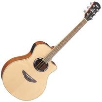 Violão Yamaha Apx500 Iii Na Cheiro De Música Loja Autorizada