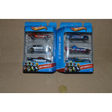 Lote 2 Blisters Hot Wheels Nuevos, Oferta !