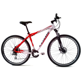 Mountain Bike Rodado 29 Full Acera Disco Cuotas Sin Interés!