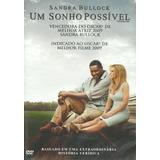 Dvd Filme - Um Sonho Possível (dublado/legendado/lacrado)