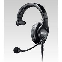 Shure Brh441m Micrófono Auriculares Para Radio Broadcast