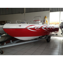 Lancha / Barco Fly Fish 210 + Motor Mercury 150 Hp Optmax