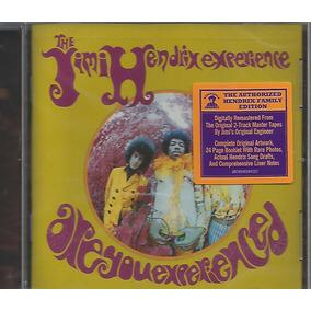 Cd - Jimi Hendrix Experience - Are You Experienced - Imp
