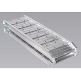 Rampa Plegable Aluminio (cap. 200kg. 1,80x3m) Maxitools