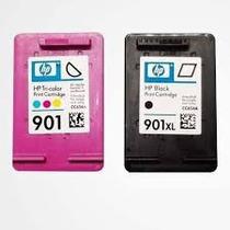 Cartucho 901 Preto Xl + Cartucho 901 Color Xl Frete Gratis!