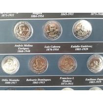 Monedas 5 Pesos Conmemorativas Centenario De La Revolución
