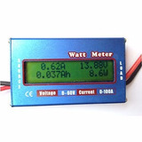 Watimetro Voltimetro Amperimetro 12v 24v 48v 60v 100a Dc Cc