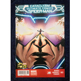 Cataclysm: Ultimate Comics Spiderman # 3 (con Dvd Death Note