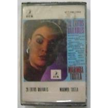 Marimba Tuxtla / 20 Exitos Bailables 1 Cassette Nuevo