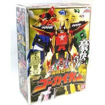 Power Rangers Megazord Kaizoku Sentai Gokaiger Gokai-oh