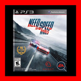 Need For Speed Nfs Rivals Ps3