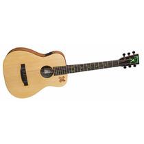 Guitarra Electro Acustica Martin Lxedsheeran2 Zurda C/funda