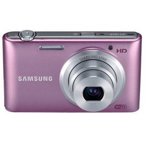 Tb Camara Samsung St150f Smart Wi-fi Digital Camera (pink)