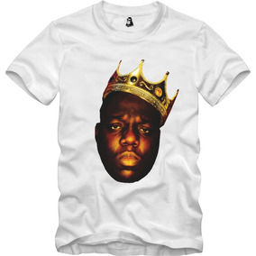 Camisa Camiseta Biggie Smalls Notorious B.i.g Rap Swag Thug