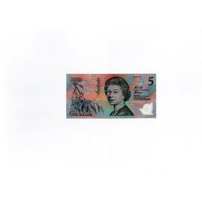 Australia - Polimero - 5 Dolares 1992