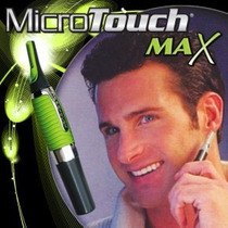 Micro Touch Max, As Seen On Tv, Rasurador