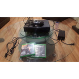 Consola Xbox One Con Dos Juegos Y Control De Pila Recargable