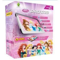 Tablet Protab Princesas Doble Camara 8gb Quad Core Android