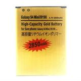 Batería Para Samsung Galaxy S4 Mini Larga Duración 2850mah