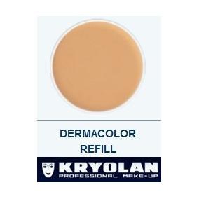 Kryolan Dermacolor Corretivo Refil 4g Cores Avulsas Original