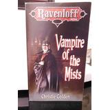 Libro Ravenloft Vampire Of The Mists Dungeons & Dragons Tsr