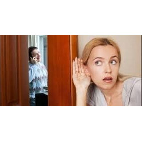 Micrófono Espía Con Audio Video Escuche Y Vea Infidelidades