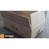 50 Caixas De Papelão Med: 22x12x10cm Correios Sedex Pac Etc.