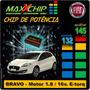 Chip De Potência Maxxchip - Fiat Bravo 1.8 Motor E-torq
