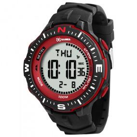 Relógio Xgames Xmppd346 Bxpx Masc Digital Preto - Refinado