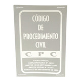 Código De Procedimiento Civil / Leyes