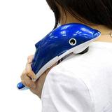 Masajeador Electrico Corporal Tratamiento Estres Tipo Delfin