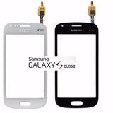 Tela Touch Screen Samsung Gt S7582l Galaxy S Duos 2 Grafite